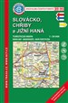 KČT 89-90 Slovácko, Chřiby a Jižní Haná 1:50 000