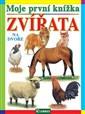 Moje první knížka Zvířata na dvoře
